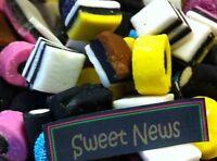 500g Liquorice Allsorts - Traditional Liquorice sweets Liquorice Allsorts - 500g