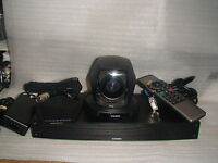 Tandberg Codec 3000MXP TTC7-09 Video Conference NTSC MultiSite Presenter