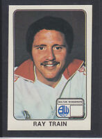 Panini - Football 79 - # 67 Ray Train - Bolton
