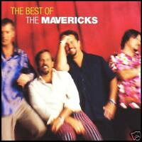 MAVERICKS - THE BEST OF ~ 15 Track 90's COUNTRY ROCK CD Album ~ RAUL MALO *NEW*