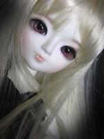 DollLove 1/6 girl super dollfie size bjd [Ke] Free make up, eyes and wig, gift