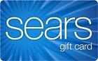 $10 / $25 Sears Gift Card