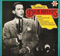 DICK HAYMES the best of MCFM 2720 uk mca LP PS EX/EX