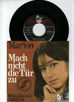 Marion    -    Mach die Tür nicht zu
