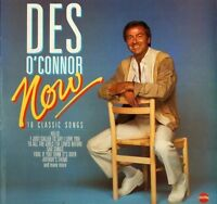 DES O'CONNOR now 16 classic songs STAR 2245 near mint LP PS EX/EX uk telstar