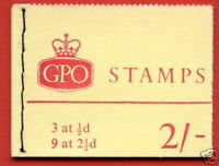 NR1 1963 Black Stitch 2/- Holiday Pre Decimal Booklet