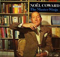 NOEL COWARD the master sings MFP 1111 uk LP PS EX/EX music for pleasure