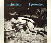 "THE PRETENDERS i go to sleep/english roses ARE 18 uk real records 7"" PS EX/EX"