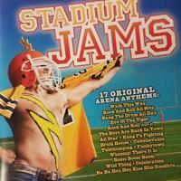 Stadium Jams Various Artists CD New Arena Anthems Originals