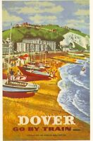 1960's British Railway Dover  A3 Poster Reprint