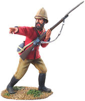 BRITAINS SOLDIERS ZULU  BRIT Lt JHON CHARD 20026 .painted metal 1.39 scale