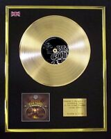 BLACK COUNTRY COMMUNION CD GOLD DISC FREE P+P!