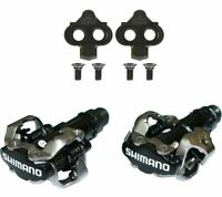 Shimano PDM520 MTB Bike Clipless SPD Alloy Bicycle Pedal and Cleat Deals