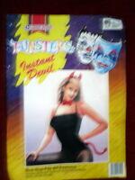 instant devil halloween fancy dress costume accessory LADIES ACCESSORY