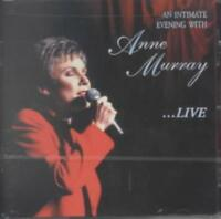 ANNE MURRAY - AN INTIMATE EVENING WITH ANNE MURRAY NEW CD