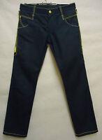 WRANGLER Hüftjeans Hose, Jeanshose Jeans  Baumwolle dark blue  Gr. W 32 L 34