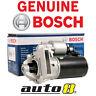 Genunine Bosch Starter Motor suits Holden Commodore 3.8L V6 VN VR VS VT VX VY