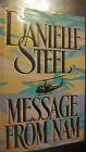 Message from Nam by Danielle Steel (1990, Hardcover)