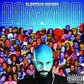 Common - Electric Circus (CD) 13 Tracks - Ex Condition - Fast Postage