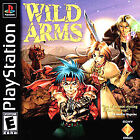 Wild Arms (Sony PlayStation 1, 1997)
