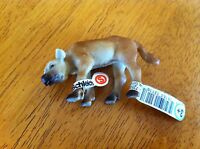 Schleich Retired Brown Calf Standing 13116 New With Tags RARE