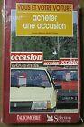 Livre Acheter une voiture d'occasion 1996 /G14