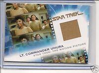 Star Trek Movies The Complete MC9 costume card 0642/1501
