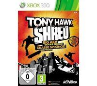Tony Hawk: Shred (Microsoft Xbox 360, 2010)