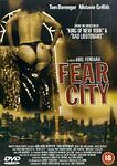 Fear City DVD Tom Berenger Billy Dee Williams New Sealed Original UK Release R2