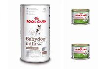 Royal Canin Welpenmilch 1st age Babydog Milk + Starter Mousse SPAR-Set