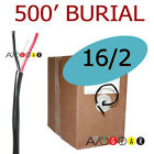 500' ft Direct Burial FT4 Copper Speaker Wire 16AWG, 99.9999% Copper!
