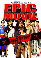 EPIC MOVIE (R2 DVD NEW NOT SEALED)