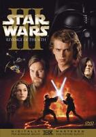 STAR WARS EPISODE III: REVENGE OF THE SITH (R2 2xDVD NEW NOT SEALED)