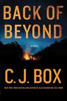 Back of Beyond by Box, C. J.