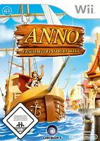 Anno: Erschaffe eine neue Welt (Nintendo Wii, 2009, DVD-Box)