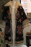 FINELY EMBROIDERED ANTIQUE CHINESE COAT