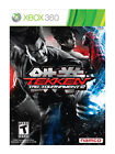 TEKKEN TAG TOURNAMENT 2 brand new video game for Xbox X box 360
