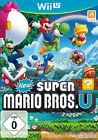New Super Mario Bros. U (Nintendo Wii U, 2012, DVD-Box)