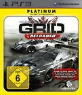 Race Driver GRID: Reloaded -- Platinum (Sony PlayStation 3, 2010)