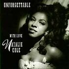 Natalie Cole - Unforgettable With Love (1991) EX Condition CD W/ New Case