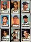 1952 Topps REPRINT New York Giants Team Set Giants NM/MT Y1983