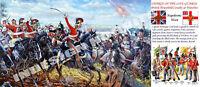 Napoleon Napoleonic wars BRITISH CAVALRY gift MUG
