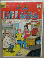 Life with Archie #85  6.0  FN  1968  Comic book Series