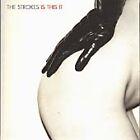 THE STROKES IS THIS IT CD ALBUM LAST NITE HARD TO EXPLAIN NEW YORK CITY COPS