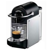 Nespresso DeLonghi Pixie EN 125.S, Silber Kapselmaschine, NEU & OVP