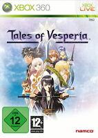 TALES OF VESPERIA * Microsoft * Xbox 360 * NEU