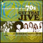 70's (2 CD) GET THAT JIVE - AUSTRALIAN POP OF THE 70's - Volume 1 *NEW*