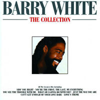 The Collection [Universal] by Barry White (CD, Jan-1989, Universal/Polygram)