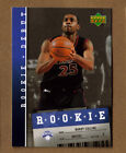 2006-07 Mardy Collins Upper Deck NBA Basketball ROOKIE DEBUT card 112 NR-MINT