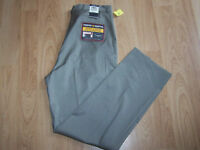 Men's Size 34 X 34 Haggar Khaki Dress Pants Slacks New NWT $65